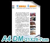 A4(單面)DM